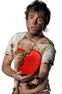 burnt and broken hearted