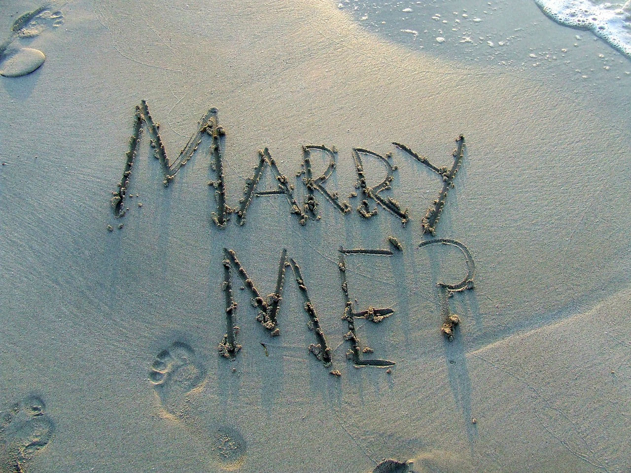 should you marry him or her?